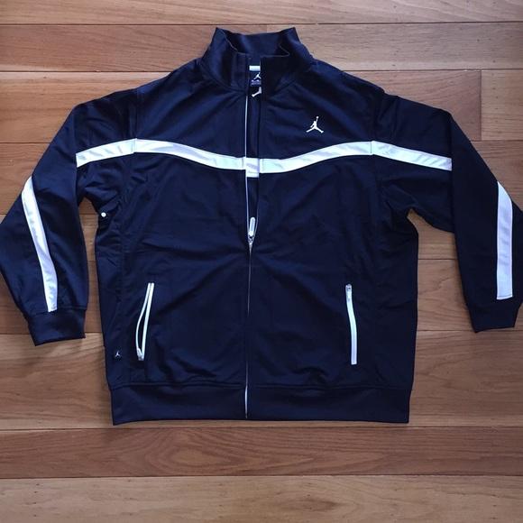 411ca368c7fd03 Air Jordan Athletic Jacket